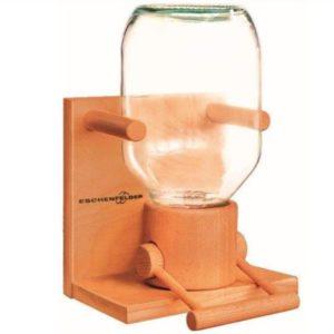 Eschenfelder Getreidespeicher Modell 119 Körnerspeicher Glassilo Buche massiv NEU!
